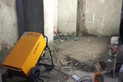 beton nem alma cihazları